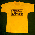 Teen-Beat Records tee-shirt 12