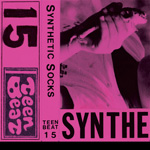 SYNTHETIC SOCKS album cassette