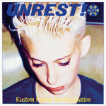 UNREST Kustom Karnal Blackxploitation vinyl album