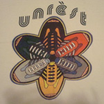 Unrest sneakers t-shirt