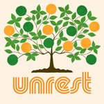 UNREST Teen-Beat 26th Anniversary t-shirt tree