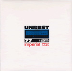 UNREST Imperial ffrr vinyl LP album