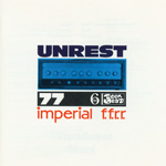 UNREST Imperial f.f.r.r. original CD album