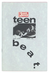 Teen-Beat 1992 Annual Report front cover
