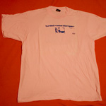 Eggs Tuned Mass Damper t-shirt front