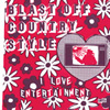 BLAST OFF COUNTRY STYLE I Love Entertainment 7-inch single