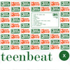 Teen-Beat 100 7-inch vinyl album