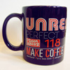 UNREST Make Coffee Club coffee mug