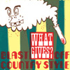 BLAST OFF COUNTRY STYLE What Gives? 7 inch vinyl 45