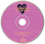 TUSCADERO The Pink Album CD label sixth edition