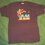 Air Miami tee-shirt Florida Jai-Alai design