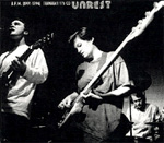 UNREST  B.P.M. 1991-1994 CD album