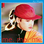 AIR MIAMI Me. Me. Me. album double LP