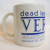 VERSUS, Dead Leaves, coffee mug