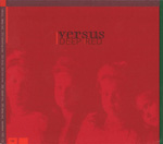 VERSUS Deep Red CD album second edition