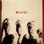 VERSUS Deep Red vinyl LP album