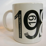 Teen Beat 11th Anniversary drinking mug