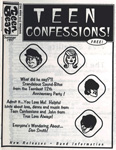 Teen Confessions issue two