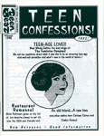 Teen Confessions issue three