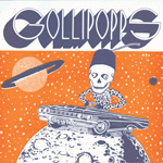 THE GOLLIPOPPS 7-inch 45 second pressing
