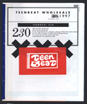 Teen-Beat Wholesale Catalog 1997