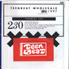 TEEN-BEAT, 1997, wholesale catlogue