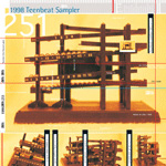 1998 Teen-Beat Sampler CD album