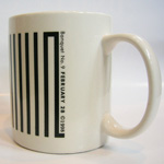 Teen Beat 13th Anniversary coffee mug back