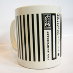 Teen Beat 13th Anniversary coffee mug front