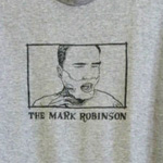 The Mark Robinson tee-shirt