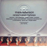MARK ROBINSON Canada's Green Highways vinyl LP album