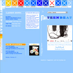 Teen-Beat World Wide Web internet site 2002