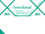 Teen Beat Double X shipping labels