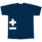 +/- Plus/Minus t-shirt