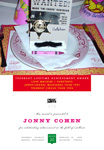 Teen-Beat 20th Anniversary Jonny Cohen Lifetime Achievement Award