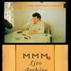 M.M.M.'s LIVE ARCHIVE A Young Person's Guide to Restoration films DVD