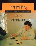 MMM's Live Archive Pocket Catalog front
