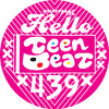 Hello, Welcome Teen-Beat badge