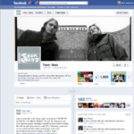 Teen Beat internet Facebook site