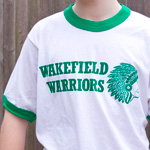 Wakefield High School t-shirt