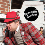 Patrick Bryant's Somerville Speakout Slouching Toward Somerville CD album