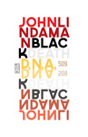 JOHN LINDAMAN Black Death DNA poster front