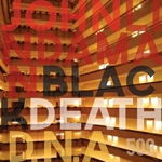 JOHN LINDAMAN Black Death DNA album cover