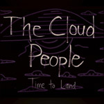 THE CLOUD PEOPLE Time to Land album cover