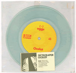EGGS Skyscraper Ocelot second edition 7-inch vinyl 45